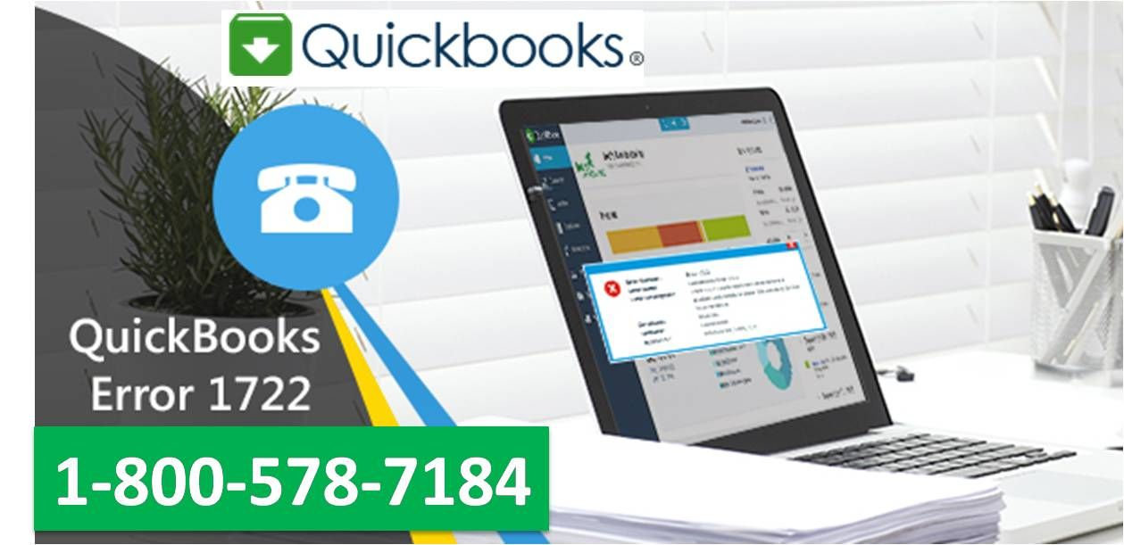 How to Fix QuickBooks Error 1722 | QuickBooks Download Error | Error