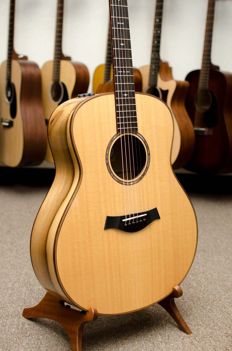 Taylor 2014 Fall Limited 718e Fltd Grand Orchestra Acoustic Electric Guitar Http Bananas C Taylor Guitars Acoustic Acoustic Guitar For Sale Guitar Obsession