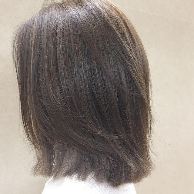 30代女性に人気の髪色24選 透明感のあるおすすめのヘアカラーをご紹介