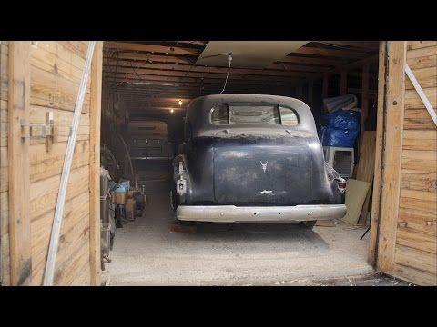 Texas Time Capsule Five Rare Prewar Classics Found In A Barn Yahoo