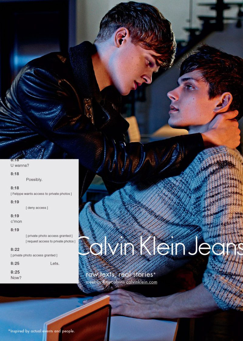2019 year lifestyle- Klein calvin s racy new ads