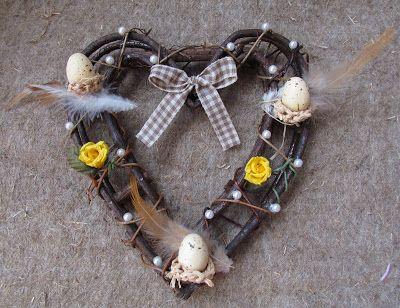 Lauran Verstas: pääsiäiskoristeet - Pääsiäinen koristeet