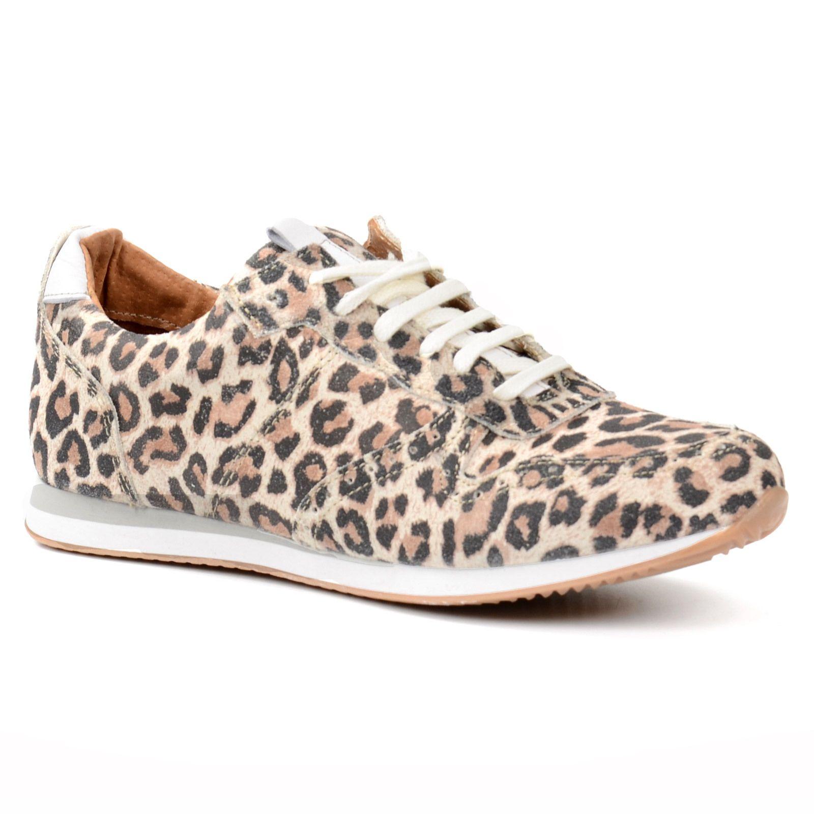 Genoeg Sneakers luipaard print - Amazing footwear   Pinterest - Dames  RH81