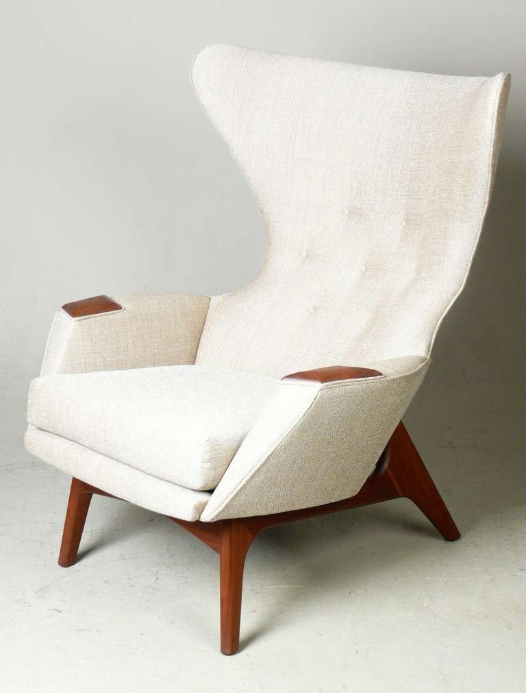 Modern Wing Back Chairs Elerbzj With Images Modern Wingback