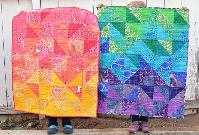 Quilts for Twins -