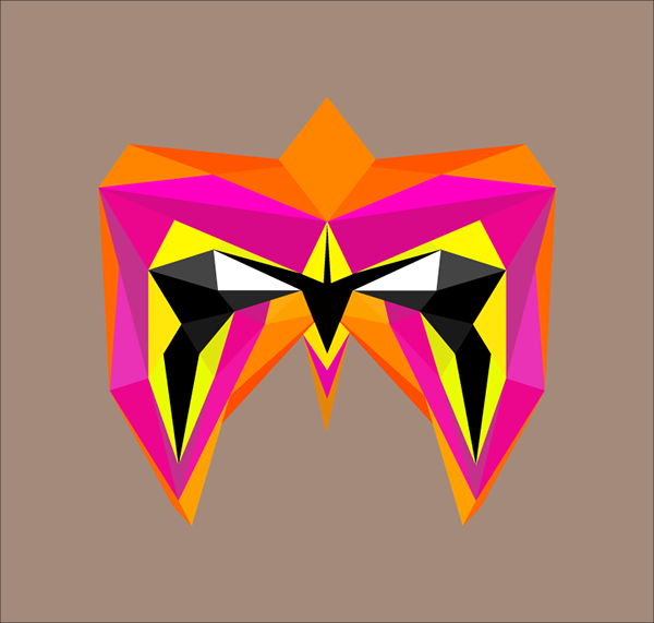 Ultimate Warrior Ultimatewarrior Wrestling Mask Design Ultimate Warrior Warrior Gaming Logos