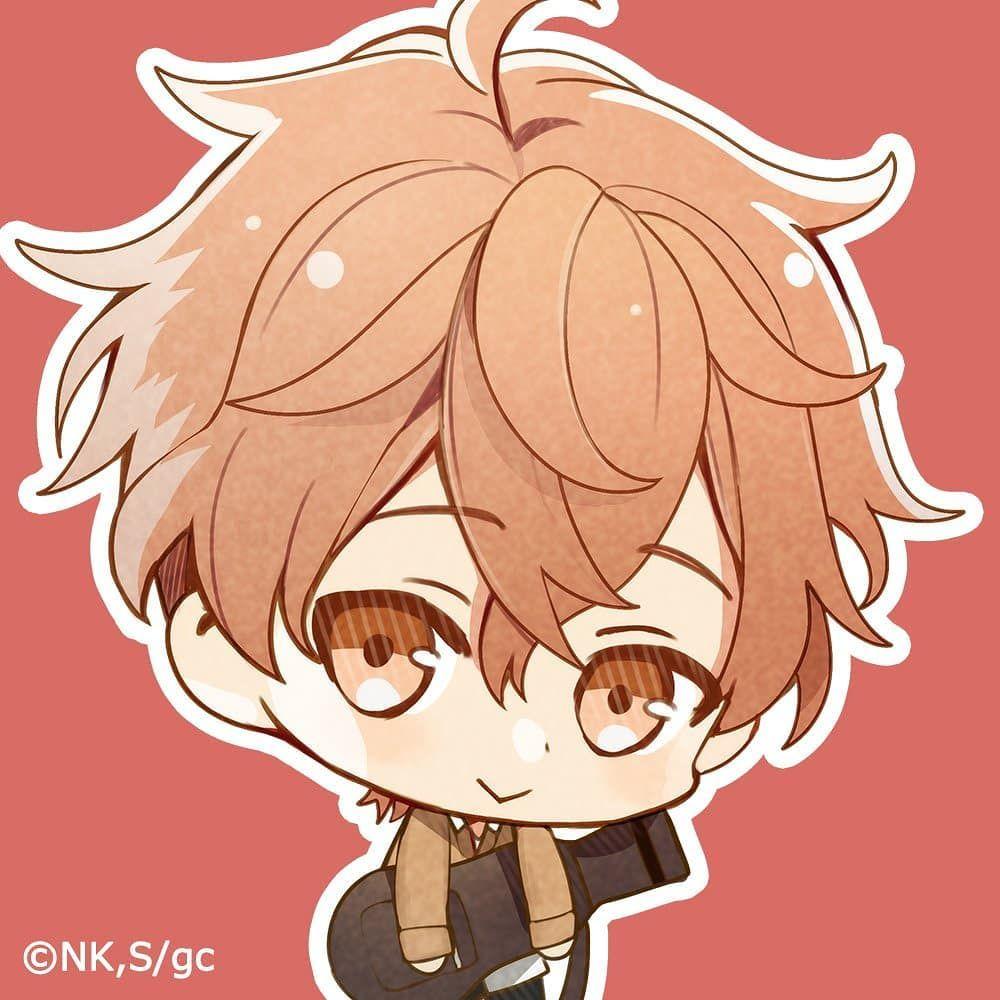 Chibi Mafuyu Art From Given Websit Chibi Anime Musica Anime Anime Kawaii