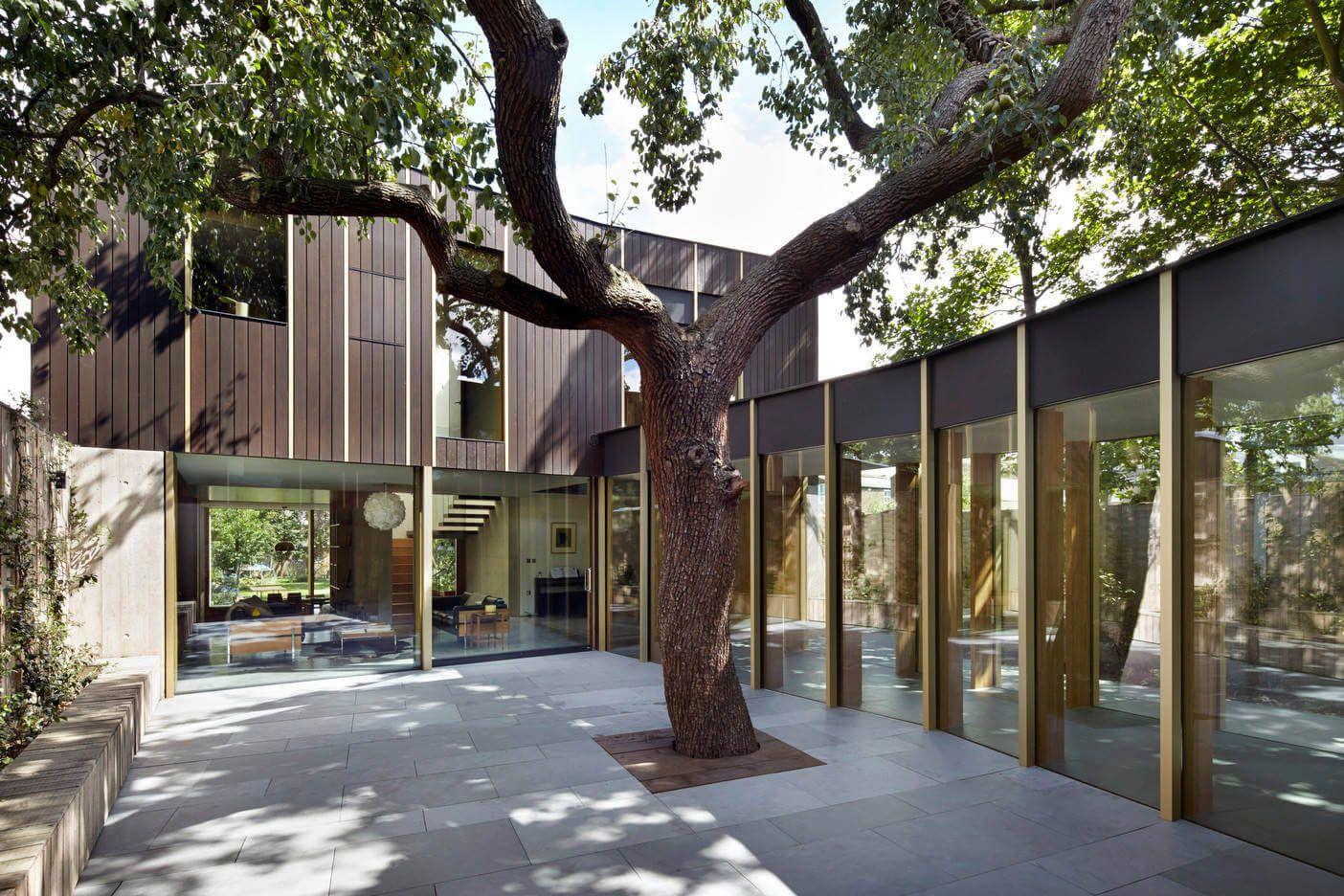 Edgley Design erstellt ein zeitgenössisches Haus von einem 100 Jahre ...