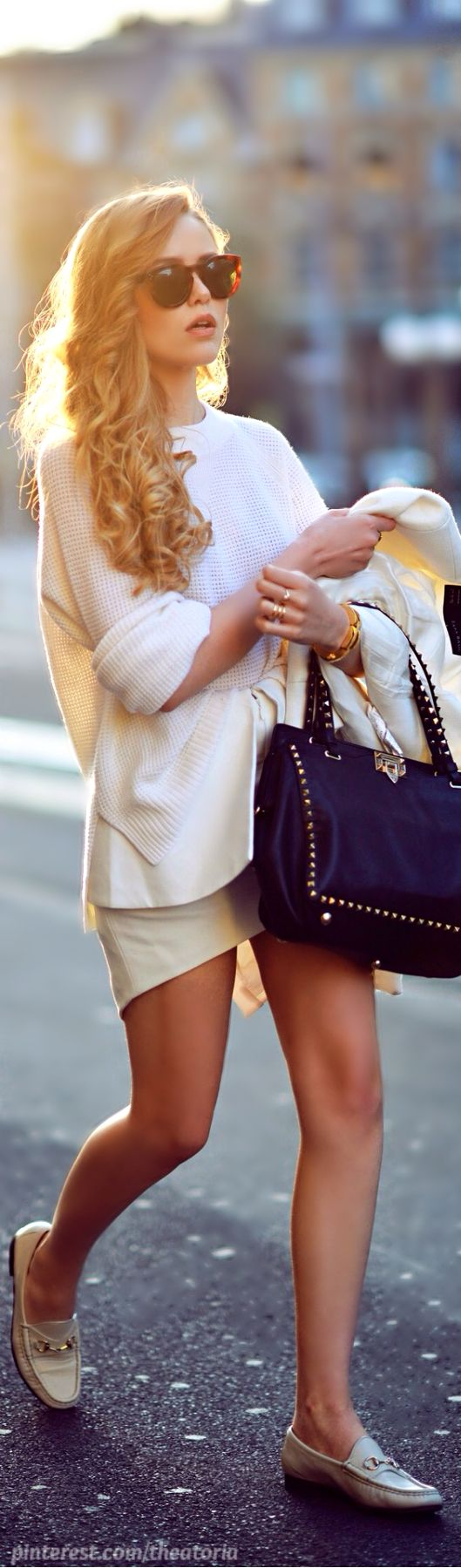 Chic In The City- LadyLuxury