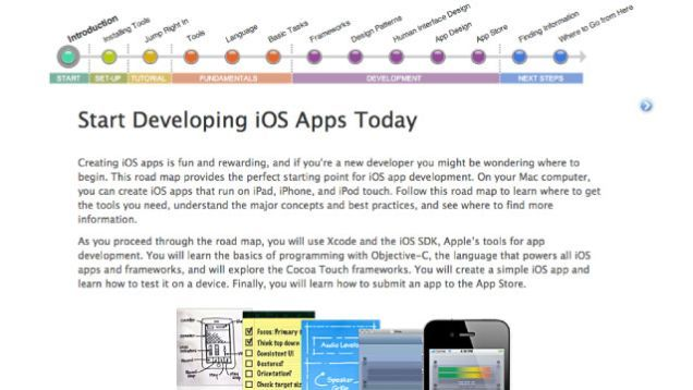 Apples Start Developing iOS Apps Today Guide Is a Roadmap for
