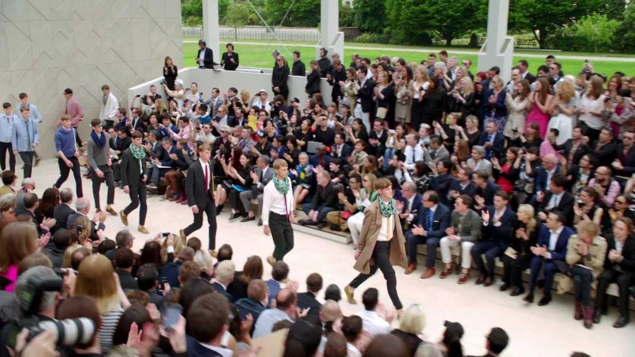 Highlights - The Burberry Prorsum Menswear S/S14 Show