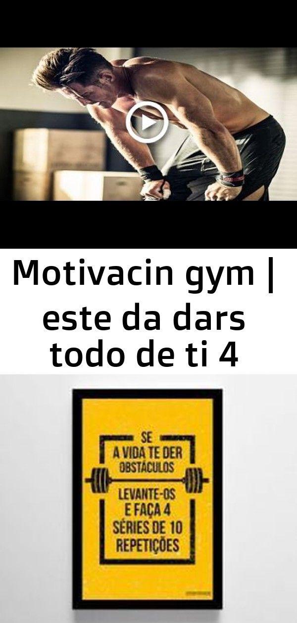 Motivacin gym   este da dars todo de ti 4