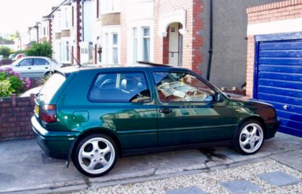 small resolution of 1997 green vw golf vr6