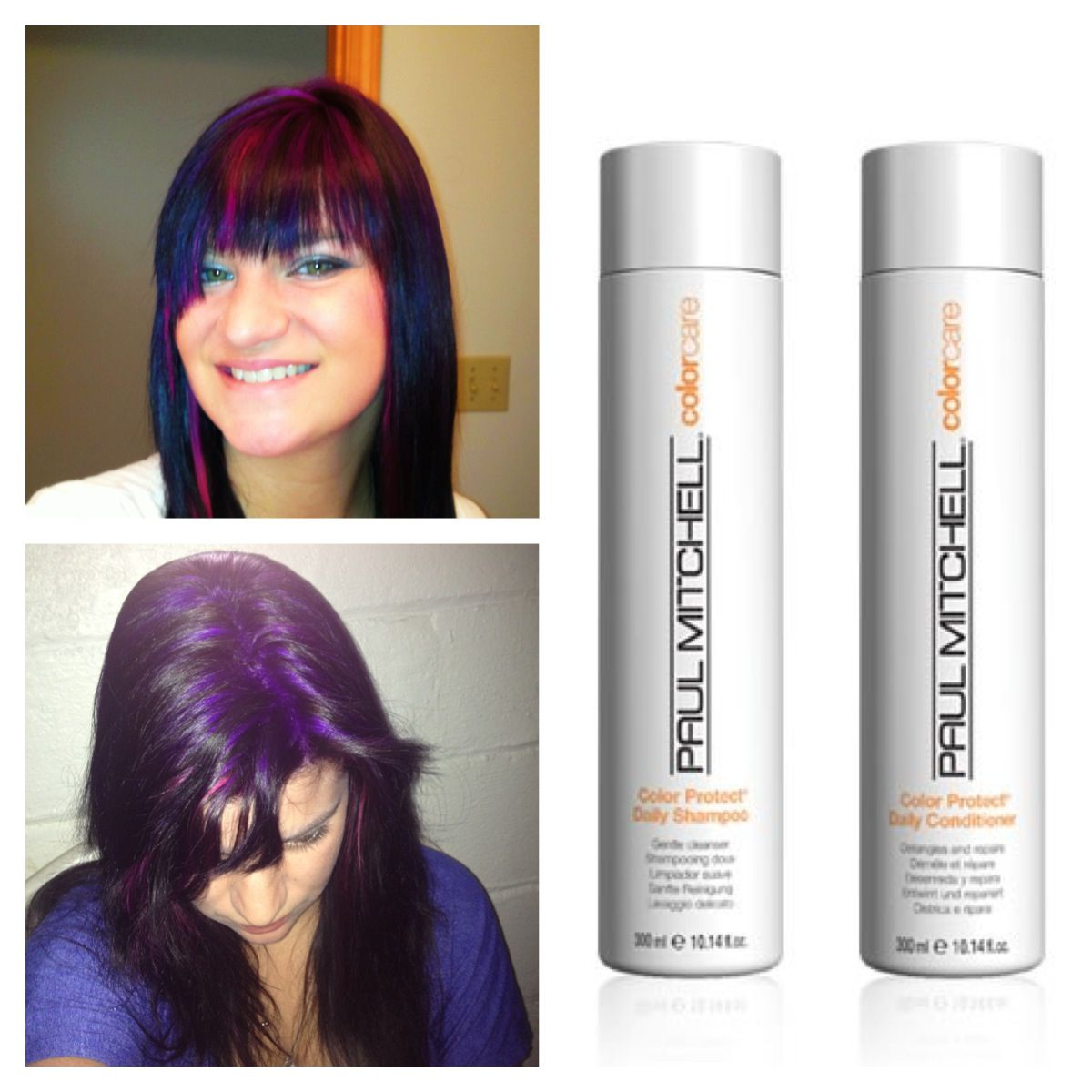 My Color Usually Fades First Wash When I Bleach Before Putting The