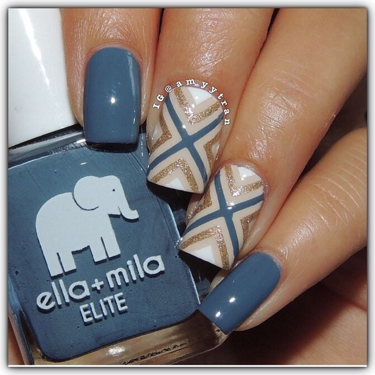 What a gorgeous color | Nail ideas | Pinterest | Para decorar uñas ...