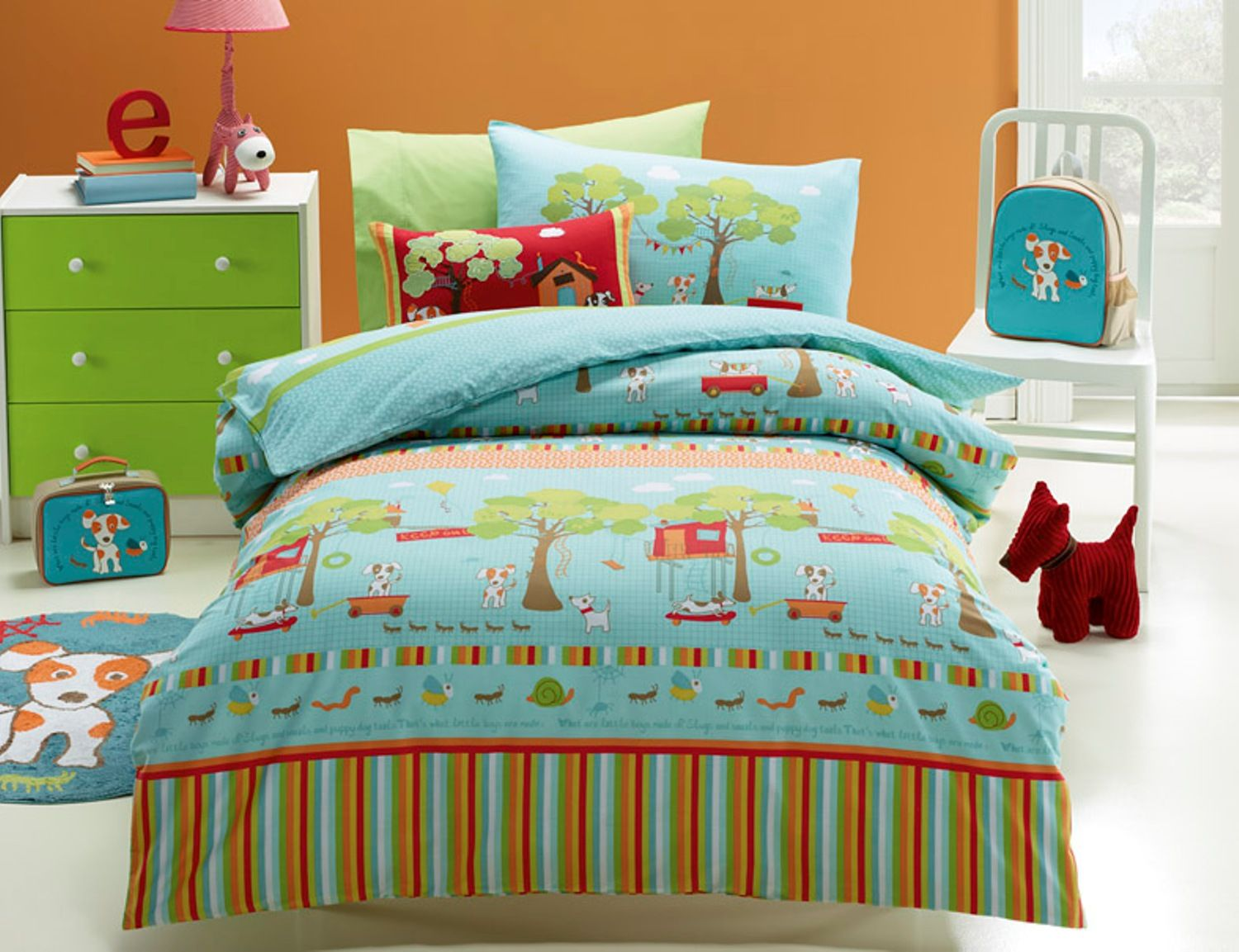 Oliver Duvet Cover by Jiggle and Giggle from Harvey Norman