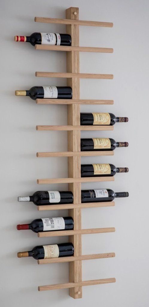 Photo of Idee cremagliera del vino fai-da-te