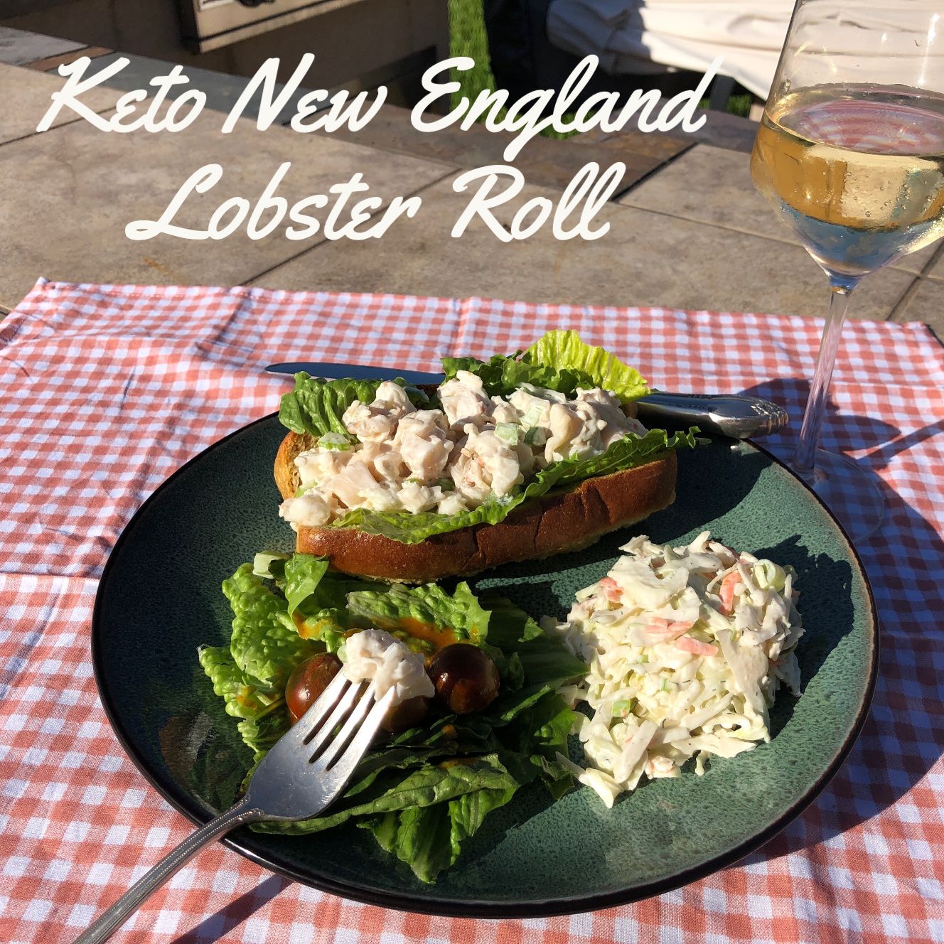 Lobster roll, Low carb keto recipes