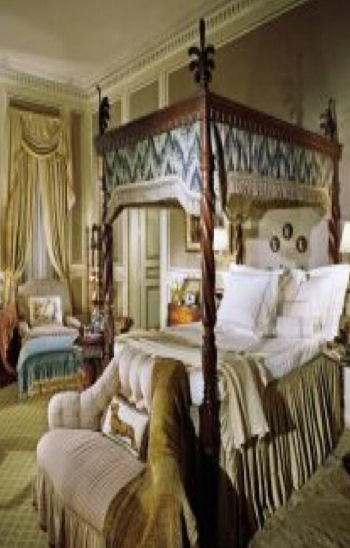 Best Luxury Bedrooms Canopy Bed Romantic Bedroom Country 400 x 300