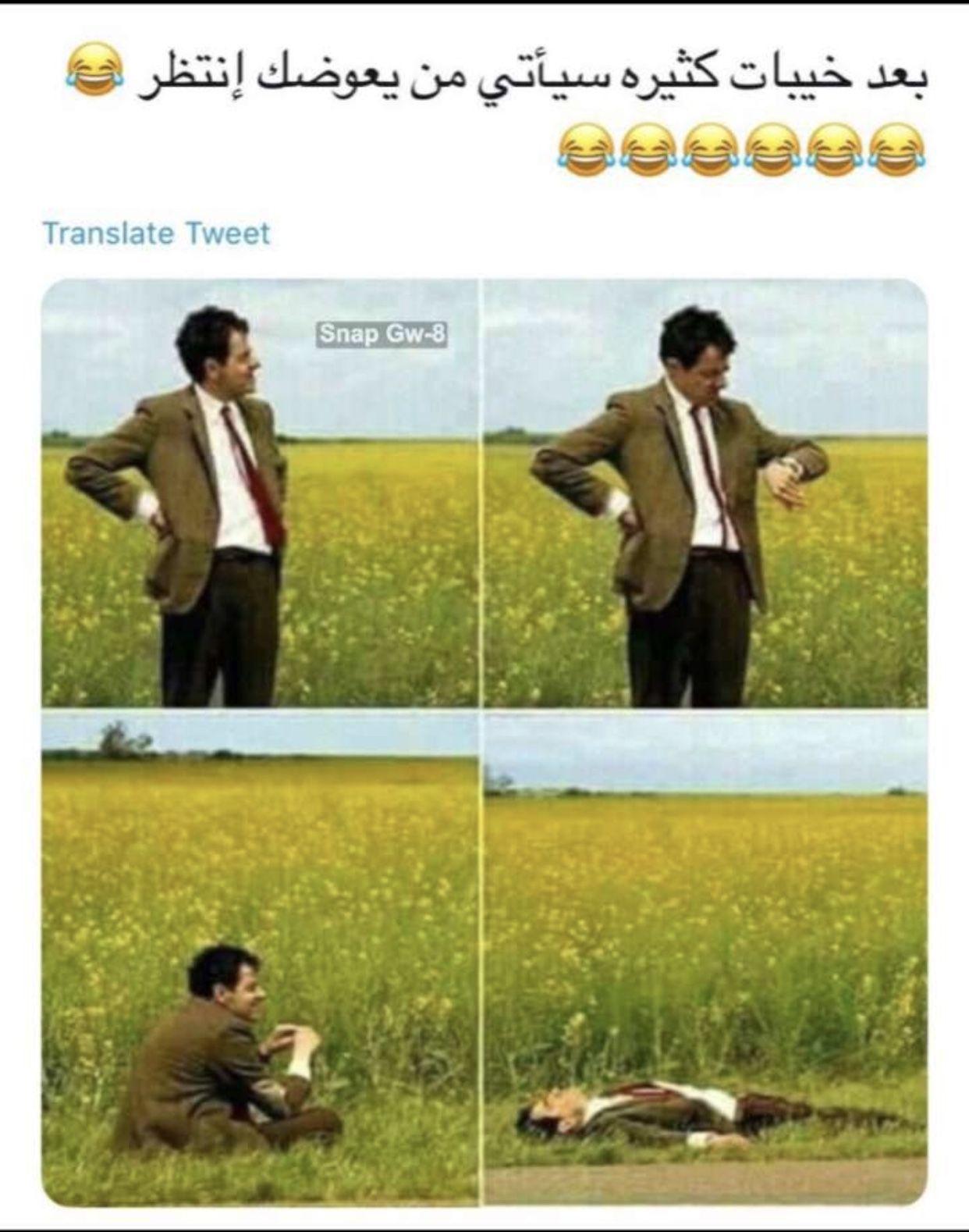 ستأتي Funny Picture Jokes Funny Relatable Memes Arabic Funny