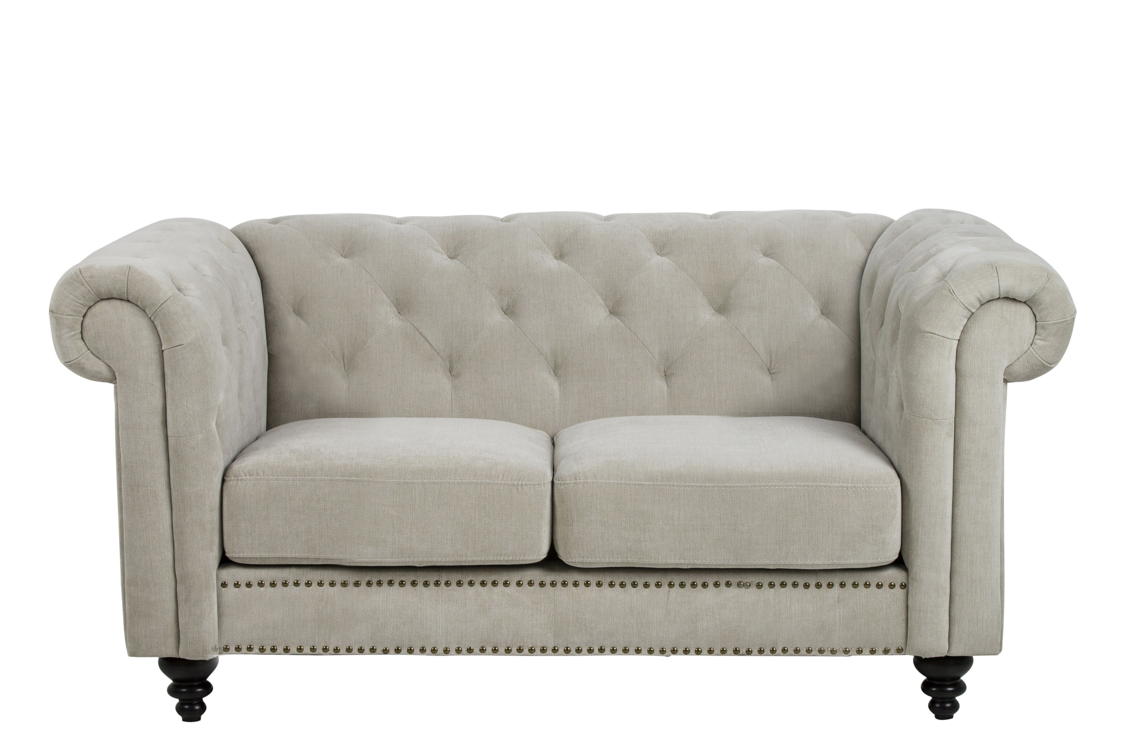 The Charlietown sofa makes no promise on style or quality