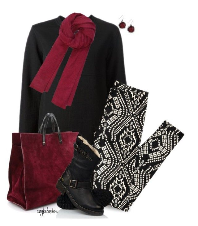 """""""Fun Leggings"""" by angkclaxton ❤ liked on Polyvore featuring Proenza Schouler, H&M, Clare V., Superdry, Lucky Brand, women's clothing, women's fashion, women, female and woman"""