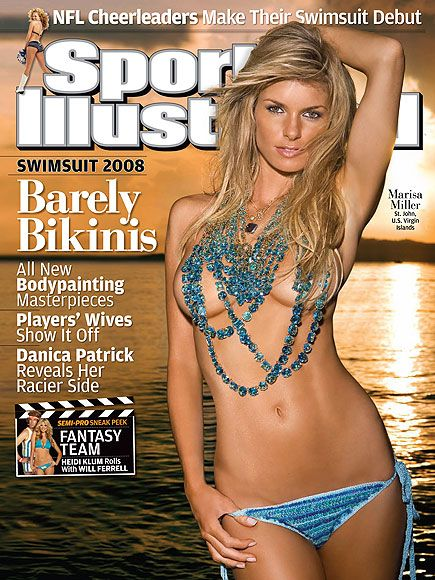 Relive the Impossible Hotness of 17 Top Sports Illustrated