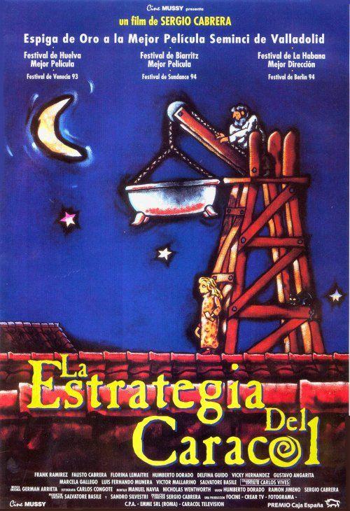 Anthology of Hispanic films posters