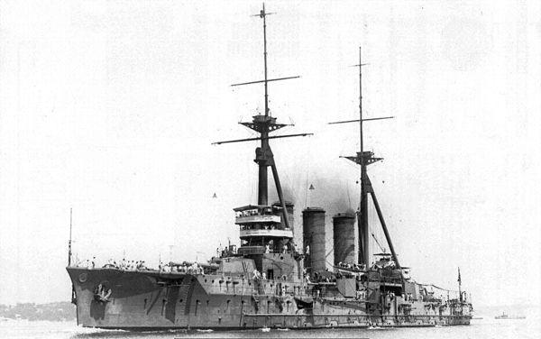 Imperial Japanese Navy cruiser...