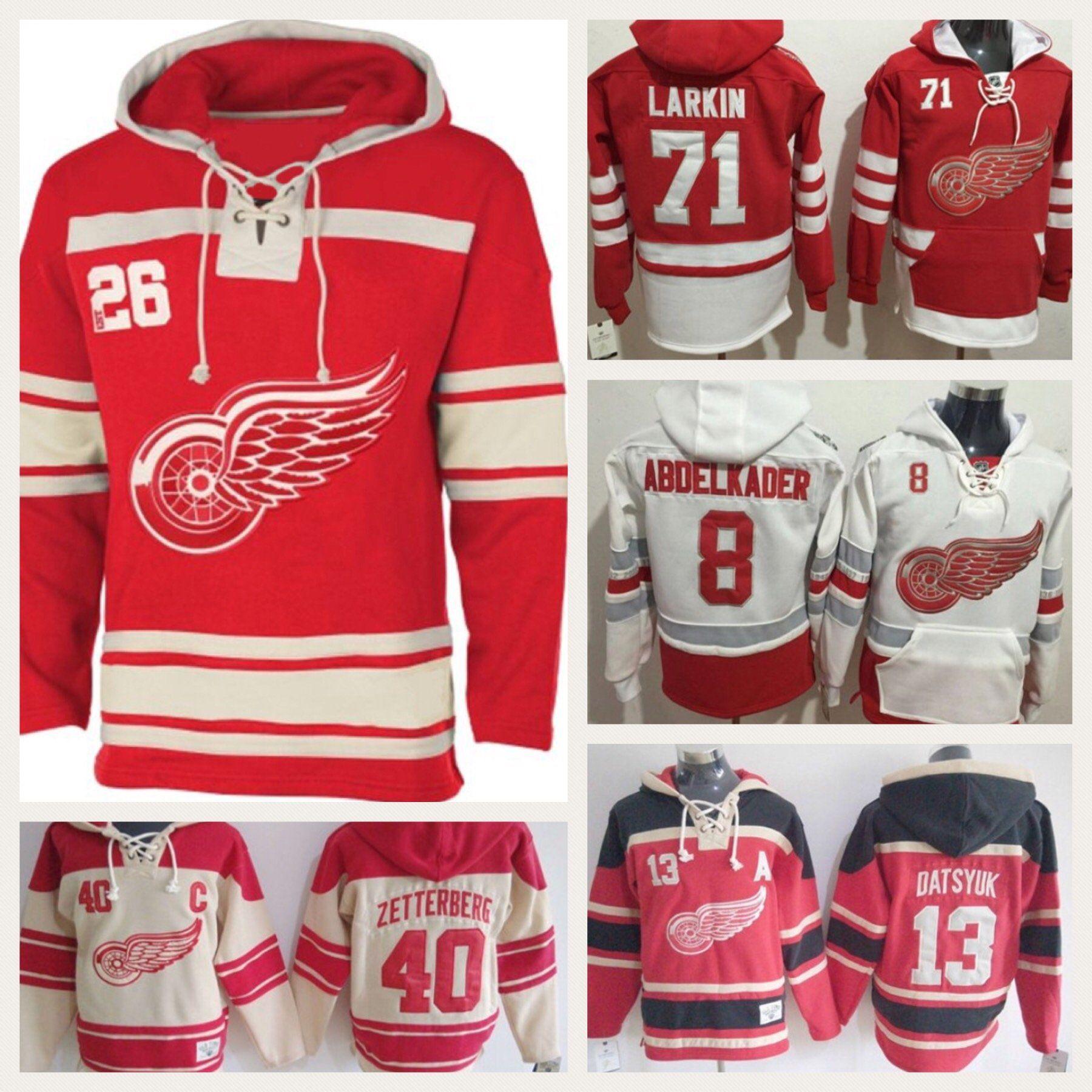 Washington Capitals Adidas NHL Hockey Jersey Style Hoodie  e439b376f
