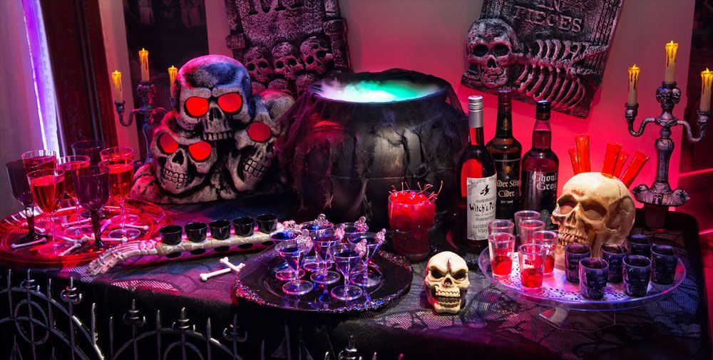 Decorate House For Halloween Party Amazing Decorating Ideas
