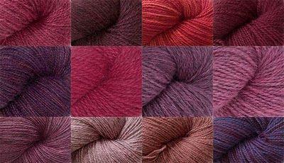 Riihivilla, Dyeing with natural dyes: Cochineal Kokenilli