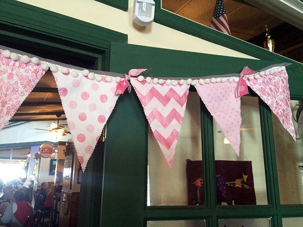 I know there are TONS of Bunting Banner tutorials out there, including a fun serger banner tutorial from Stitchin' Woman Stephanie, but today I want to share another method that's WAY easy! Let's get started, shall we? Have you seen these adorable Riley Blake banner panels? I'm pretty much obsessed. They come in 9+ color …