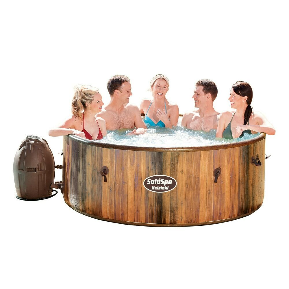 2person Hot Tub 6ft Jacuzzi Small Compact Outdoor Best Kit