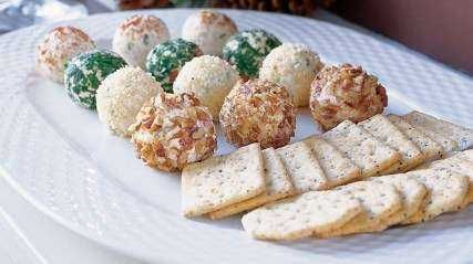 Recetas saladas para cumpleaos de adultos Recetas de Cocina