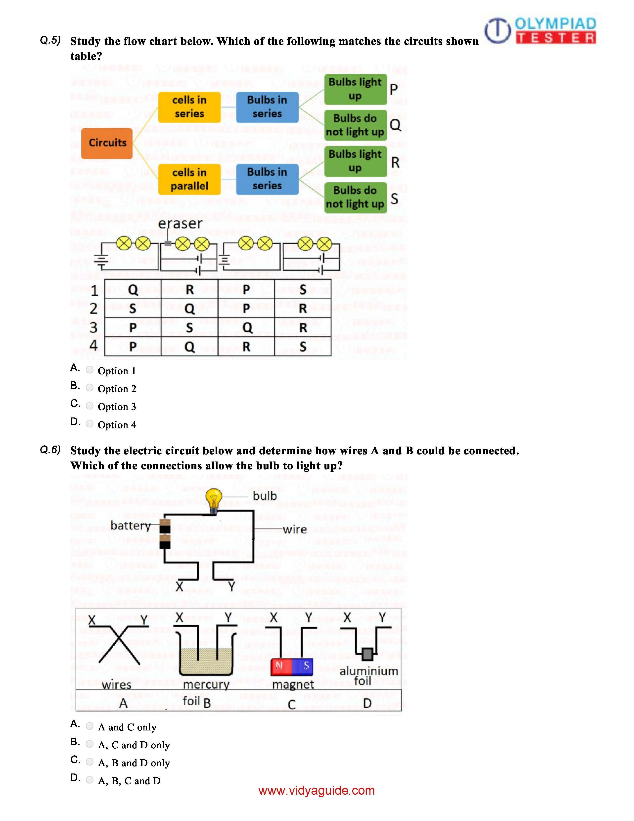 small resolution of download 12 cbse science class 6 sample papers on electricity and questions year 6 electrical diagrams 2 year 6 circuit questions year 6