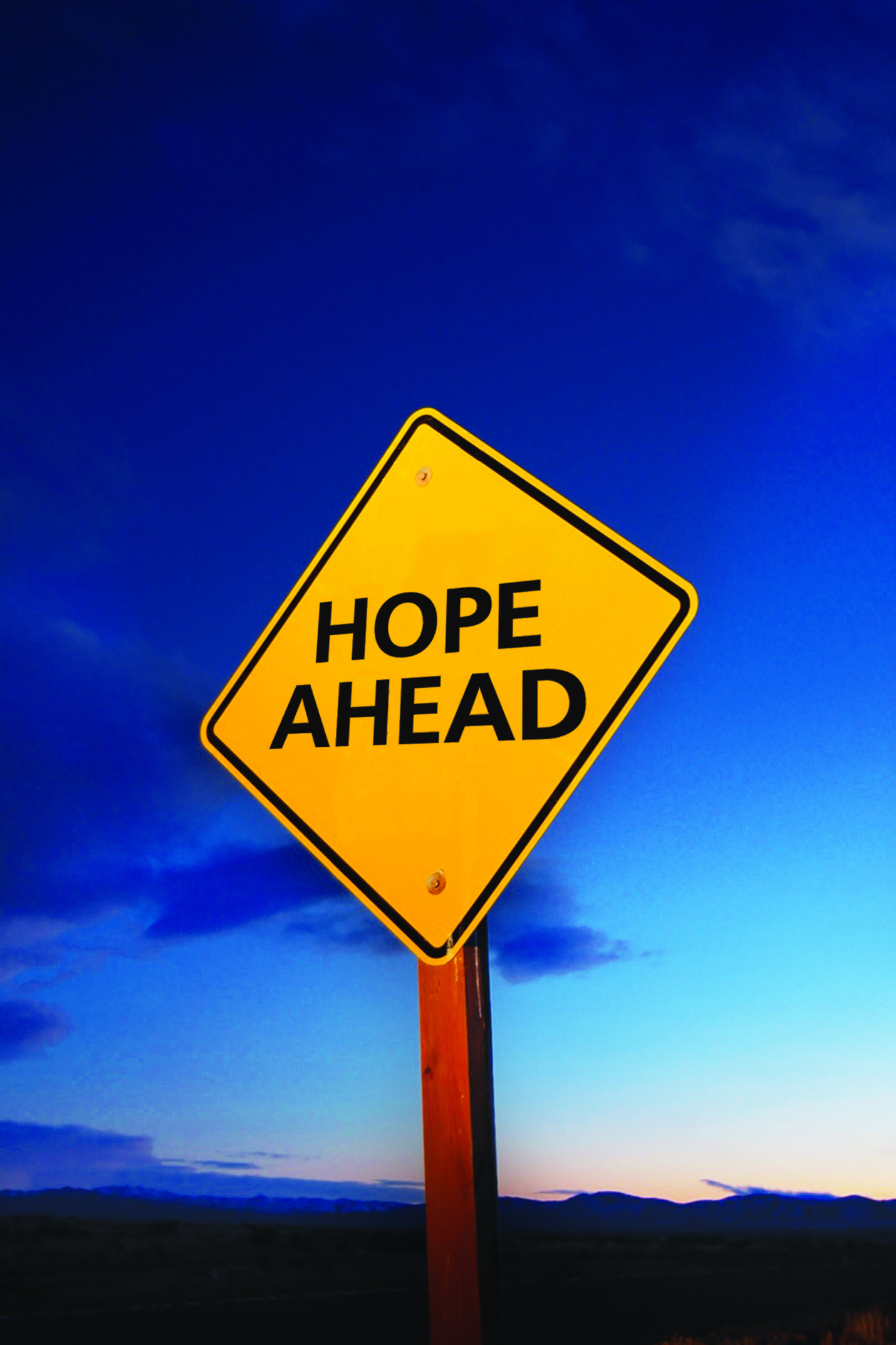 There is always HOPE - sometimes people just need a little helping hand.  www.CatholicCharitiesAZ.org  #hope