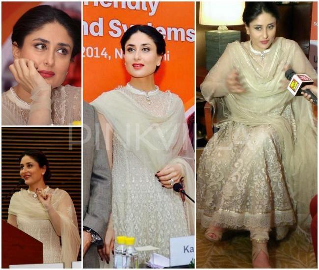 Yay or Nay : Kareena Kapoor Khan in Tarun Tahiliani ...