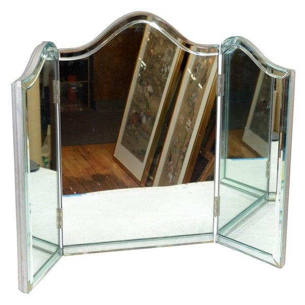 How To Install A Wall Vanity Mirror With Beveled Http Www