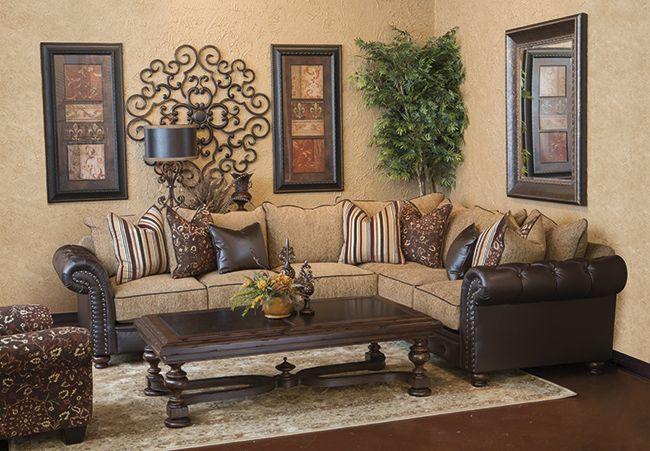 Aberdeen Sectional livingroomideas Pinterest Living rooms