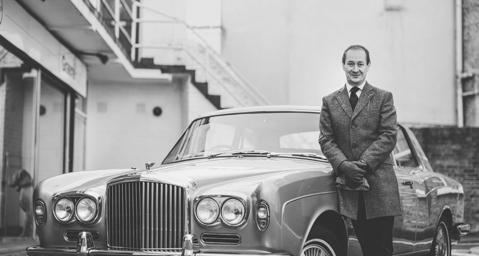 Pin On An Afternoon With Graeme Hunt London S Most Gentlemanly Car Dealer