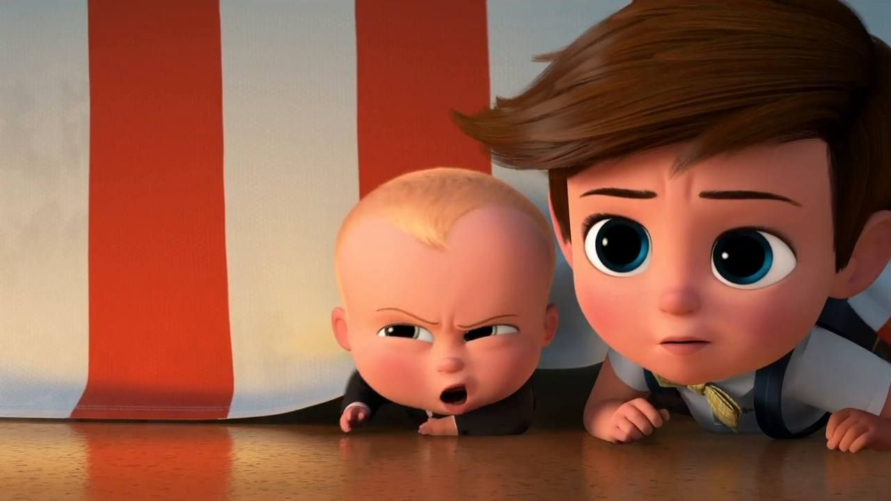 The Boss Baby Trailer 2 Thebossbaby Alecbaldwin