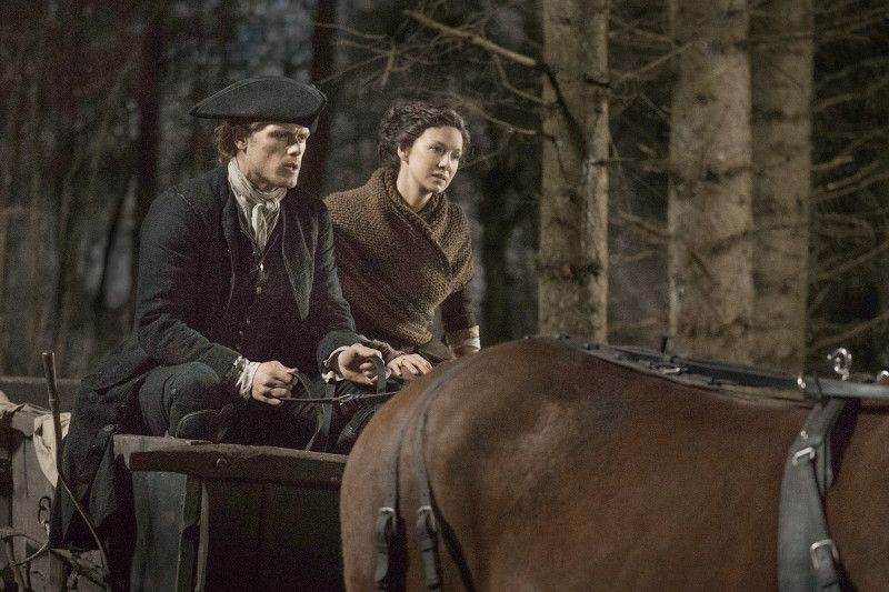 Complete Guide To Starz Channel S Outlander Seasons 2 3 Cast