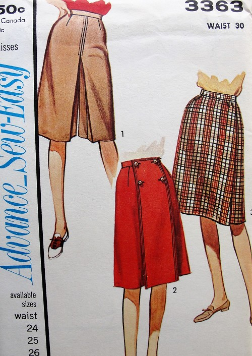 Simple Coser Sewing Pattern el clásico Culottes