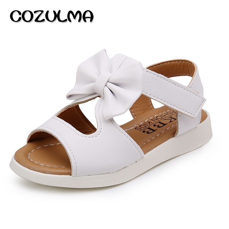 4b825537abbad0 COZULMA 2017 New Girls Summer Sandals Fashion Summer Child Shoes High  Quality Cute Girls Shoes Design Casual Kids Sandals