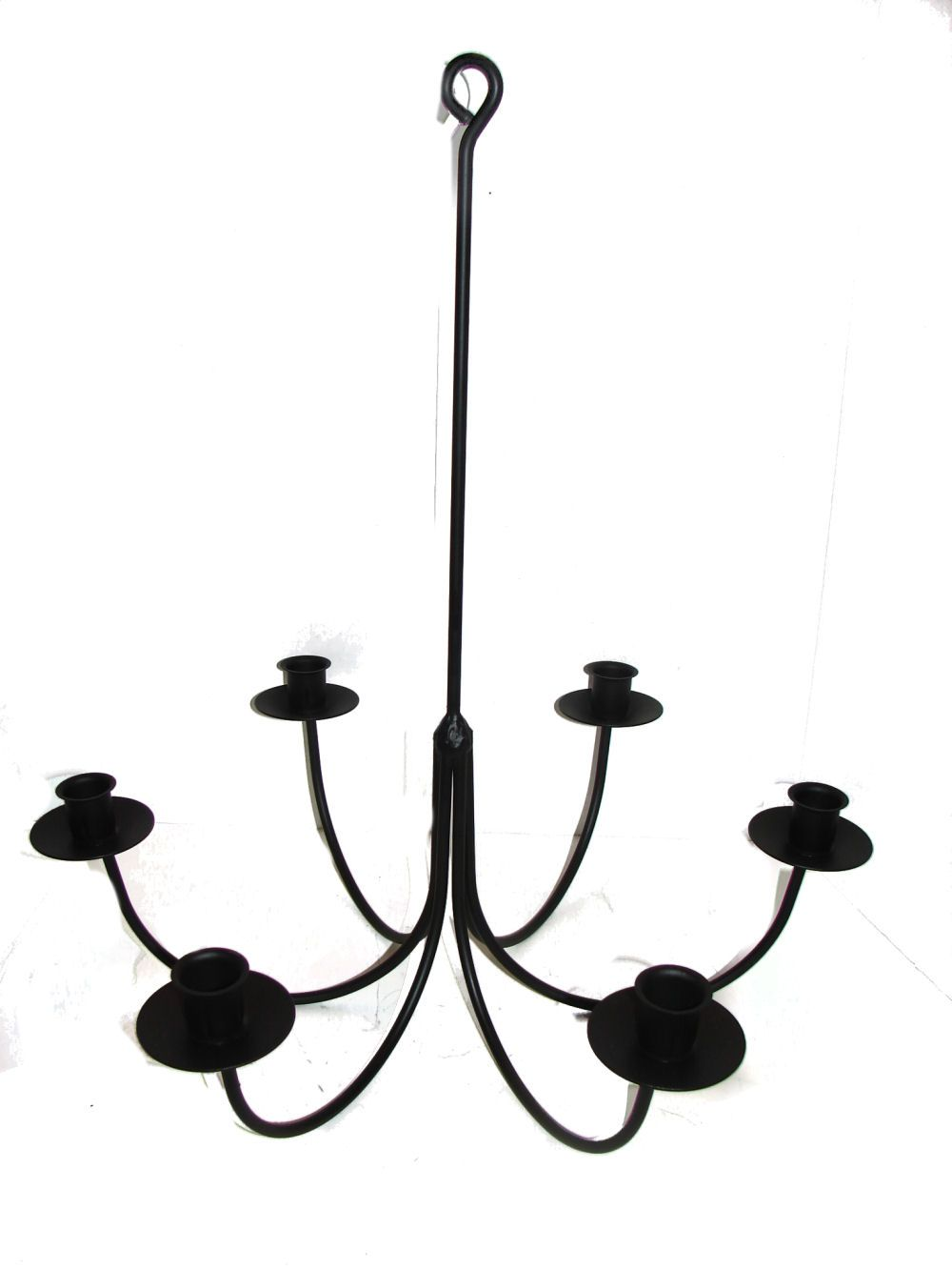 Hanging Candle Holder Chandelier Candle Chandelier Outdoor
