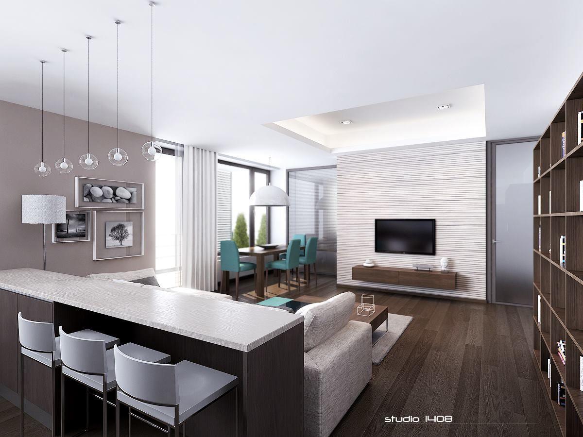Innenarchitektur wohnzimmer für kleine wohnung super cool modern und sleek innenräume die sie sprachlos verlassen
