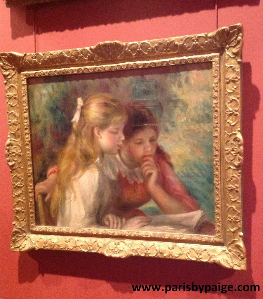 Renoir Louvre Perfect Paris