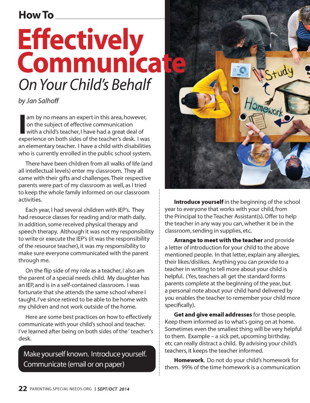 Parenting special needs magazine septoct 2014 page 22