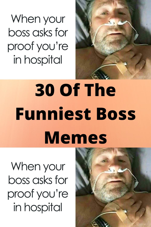 Bosss Day Meme 2020